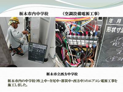 冷暖房空調設備|伊藤電機株式会社(栃木県栃木市)
