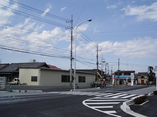 緊急地方道路整備工事 栃木市 ...
